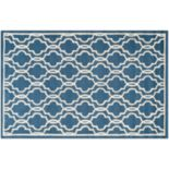 Safavieh Cambridge Trellis Overlap Wool Rug