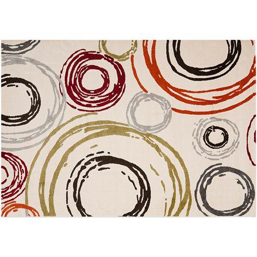 Safavieh Porcello Concentric Circles Rug