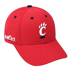 Adult Top of the World Cincinnati Bearcats Triple Threat Adjustable Cap