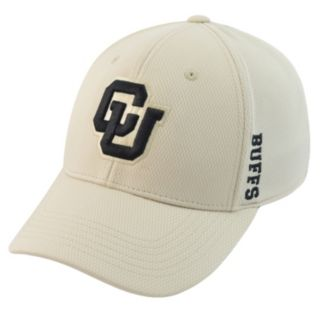Adult Top of the World Colorado Buffaloes Booster One-Fit Cap