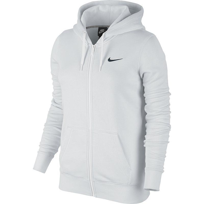 Nike Club French Terry Full-Zip Hoodie - Women's