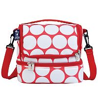 Kids Wildkin Double Decker Lunch Bag