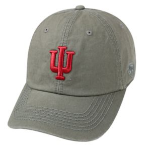 Youth Top Of The World Indiana Hoosiers Crew Baseball Cap