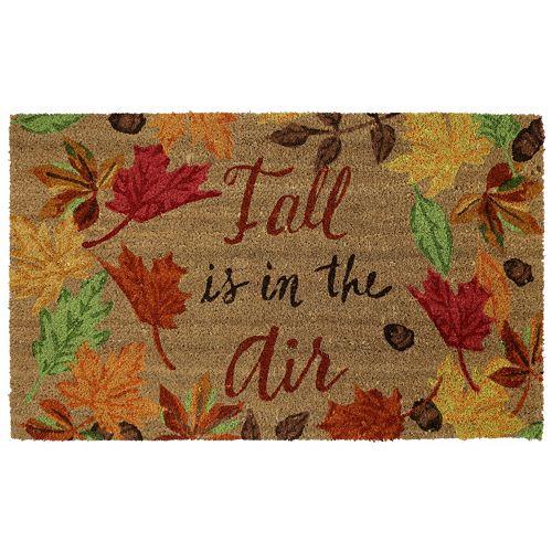 SONOMA Goods for Life™ Fall Air Coir Doormat - 18'' x 30''