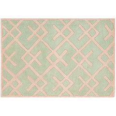 Safavieh Chatham Modern Geometric Wool Rug