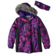 ZeroXposur Hooded Snowboard Jacket - Girls 7-16
