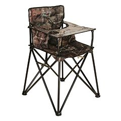 ciao! baby Camouflage Portable High Chair