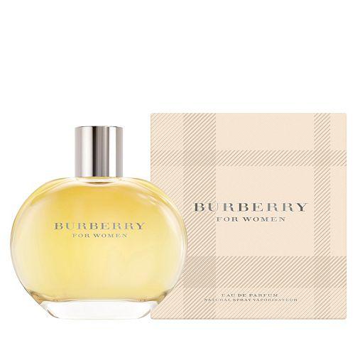 Burberry By Burberry Womens Perfume Eau De Parfum