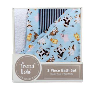 Trend Lab 3-pc. Boxed Bath Set