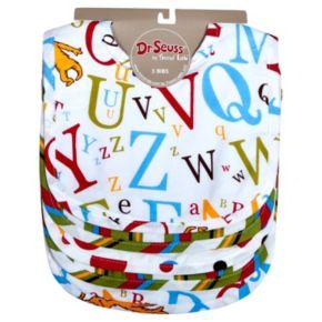 Dr. Seuss 5-pk. Bibs by Trend Lab