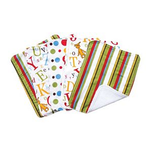 Dr. Seuss 5-pk. Burp Cloths by Trend Lab