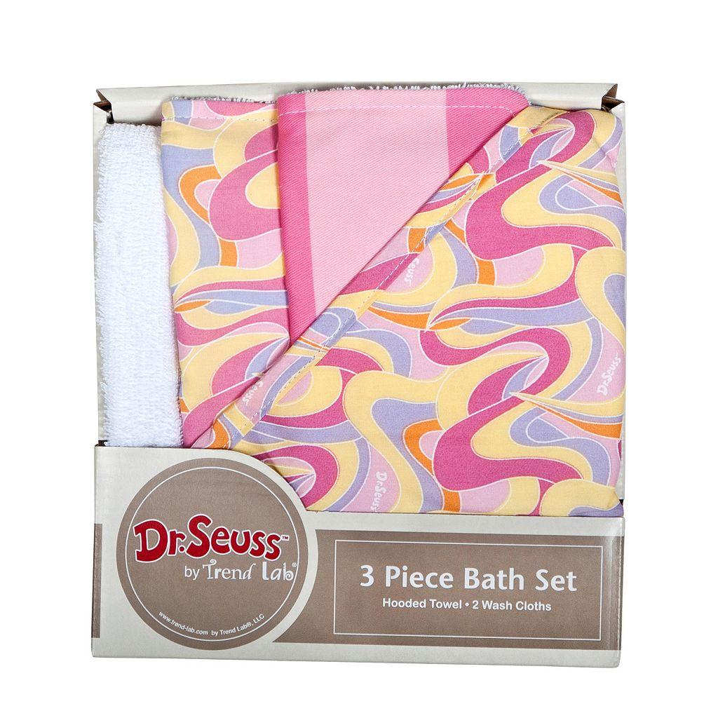 Dr. Seuss 3-pc. Boxed Bath Set by Trend Lab