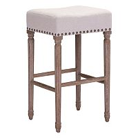 Zuo Era Anaheim Bar Stool 2 pc Set
