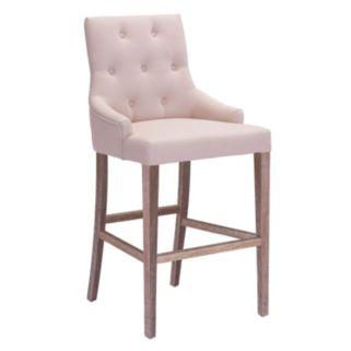 Zuo Era Burbank Bar Chair