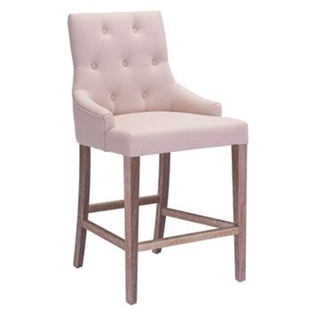 Zuo Era Burbank Counter Chair