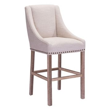 Zuo Era Indio Bar Chair