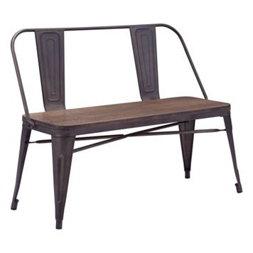 Zuo Era Double Bench