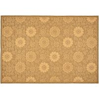 Safavieh Courtyard Square Indoor Outdoor Rug