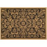 Safavieh Courtyard Scroll Indoor Outdoor Patio Rug