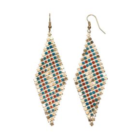 GS by gemma simone Sun Salutation Collection Kite Earrings