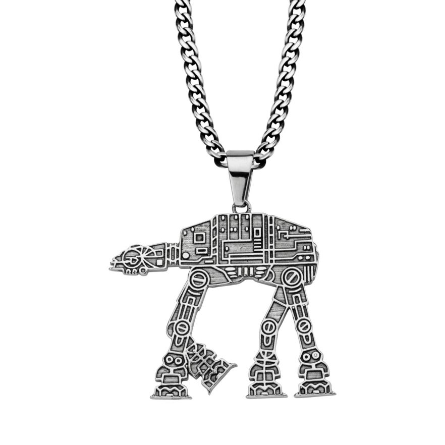 AT-AT Walker Necklace from Kohl's