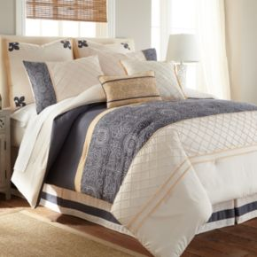 Lyra 8-pc. Comforter Set