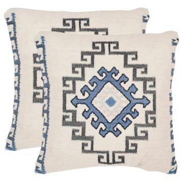 Safavieh 2-piece Open Sky Throw Pillow Set