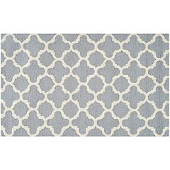 Safavieh Cambridge Clover Trellis Wool Rug