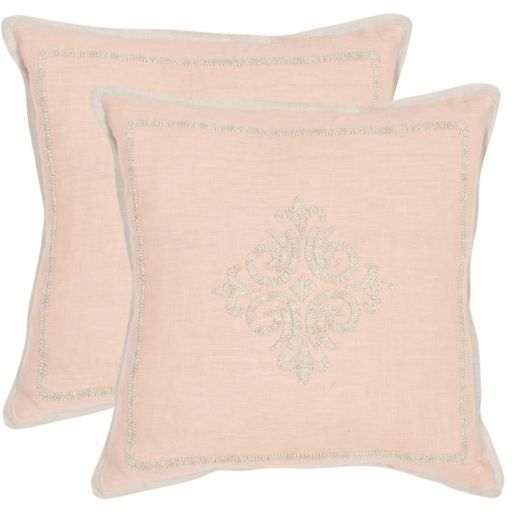 Safavieh 2-piece Fiesole Throw Pillow Set