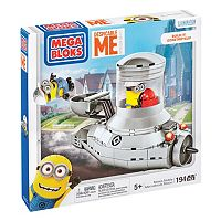 Mega Bloks Despicable Me Minion Mobile Building Set