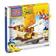 Mega Bloks SpongeBob SquarePants Movie Burgermobile
