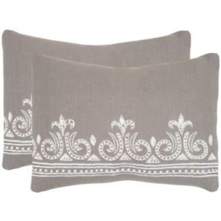 Safavieh 2-piece Savoy Throw Pillow Set