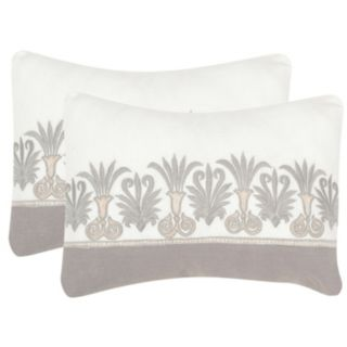 Safavieh 2-piece Royal Palm Throw Pillow Set