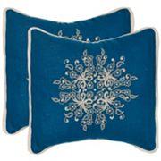 Safavieh 2 pc Castello Throw Pillow Set