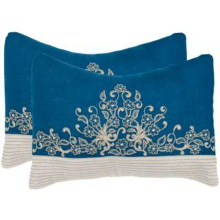 Safavieh 2-piece Elena Throw Pillow Set