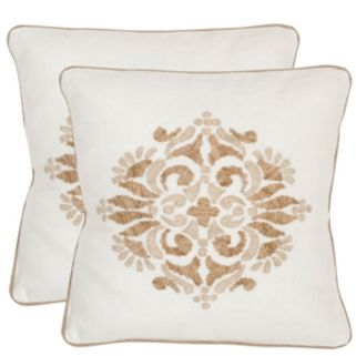 Safavieh 2-piece Margherite Throw Pillow Set