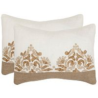 Safavieh 2-piece Marseille Throw Pillow Set