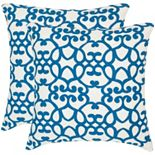 Safavieh 2-piece Mallorca Throw Pillow Set