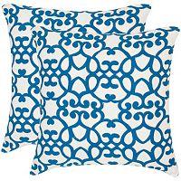 Safavieh 2-piece Mallorca Throw Pillow Set