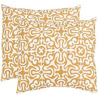 Safavieh 2-piece Quixote Throw Pillow Set