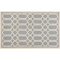 Safavieh Cambridge Lattice Link Wool Rug