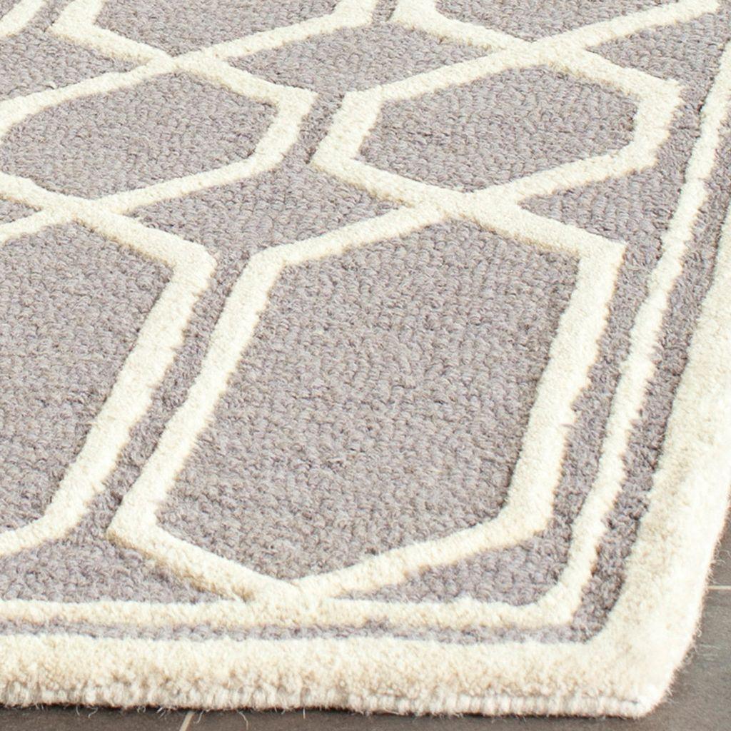 Safavieh Cambridge Lattice Link Wool Rug
