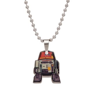 Star Wars Rebels Stainless Steel Chopper Pendant Necklace