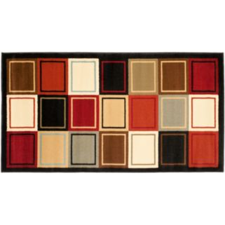 Safavieh Porcello Windowpane Check Rug