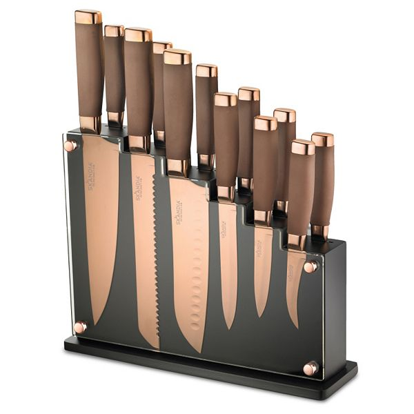 Skandia Forte 13 Pc Knife Block Set