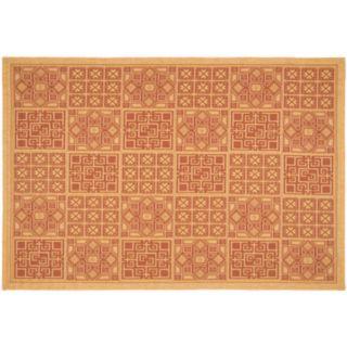 Safavieh Courtyard Tile Indoor Outdoor Patio Rug