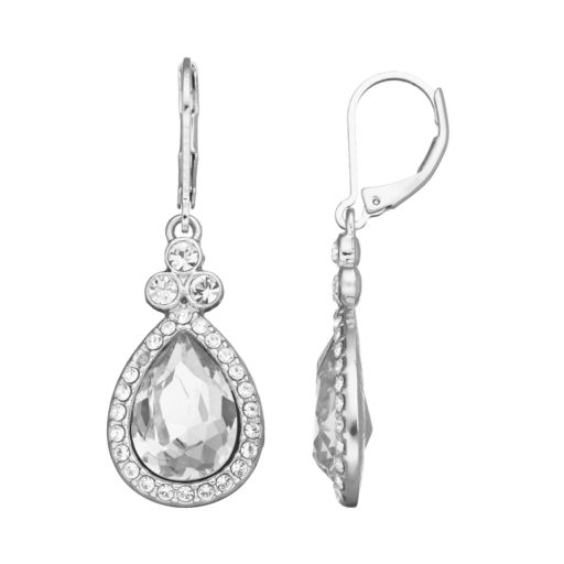 Dana Buchman Teardrop Earrings