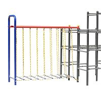 Skywalker Sports Jungle Gym Hanging Bridge Add-On Module