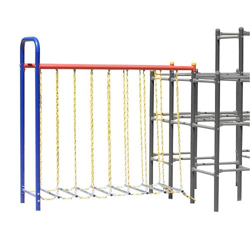 Skywalker Sports Jungle Gym Hanging Bridge Add-On Module