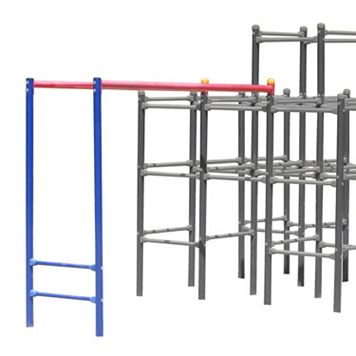 Skywalker Sports Jungle Gym Monkey Bars Add-On Module